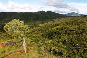 Lookout over part of Loky-Manambato Protected Area